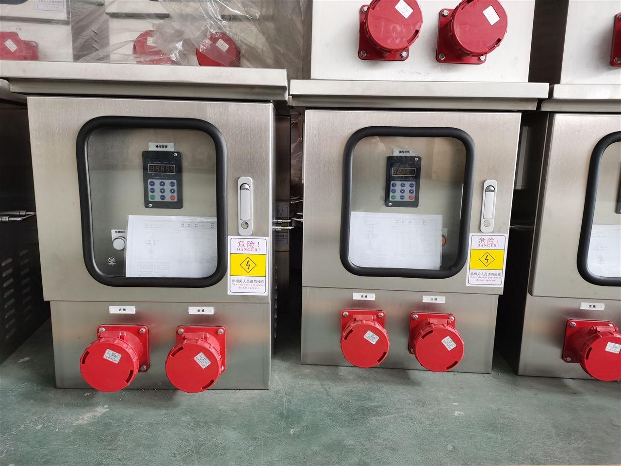大流量便携式潜水泵控制柜