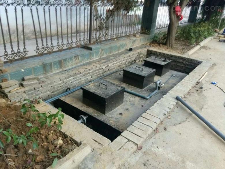 三亚-一体化预制泵站