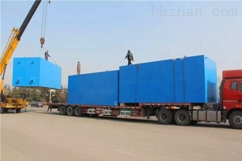江门-一体化预制泵站技术