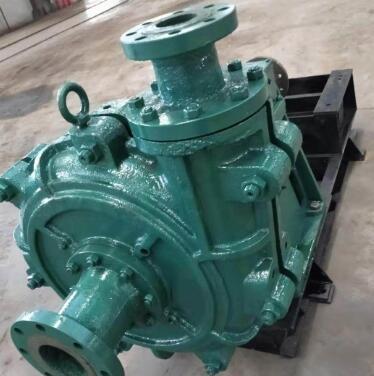 选矿渣浆泵
