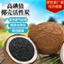 饮用水净化椰壳活性炭果壳炭纯水制备滤料