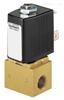 德国BURKERT宝德电磁阀215425的重要资料