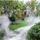 園林人造霧景觀造霧降溫加濕/機器安裝價格
